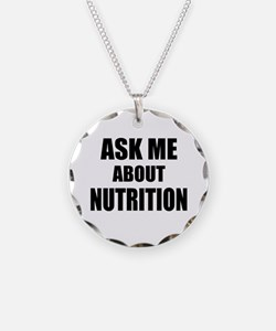 Ask me about Nutrition Necklace