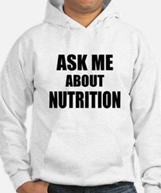 Ask me about Nutrition Jumper Hoody