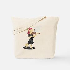 Cool Violin kids Tote Bag