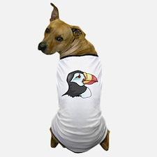 Cute Puffin Dog T-Shirt