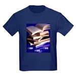 Book Worm Kids Choose Your Own Color T-Shirt
