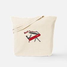 Multi-Functional Tote Bag
