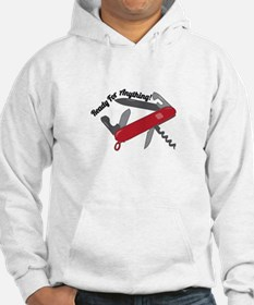 Ready for Anything Hoodie