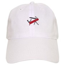 Swiss Army Knife Baseball Baseball Cap