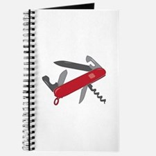Swiss Army Knife Journal