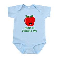 Apple Of Peepaw's Eye Body Suit