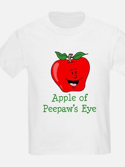 Apple Of Peepaw's Eye T-Shirt