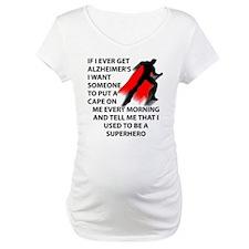Alzheimers Superhero Shirt