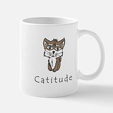 Catitude Mugs
