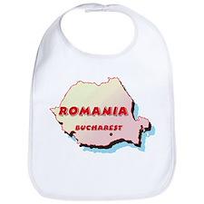 Romania Map Bib