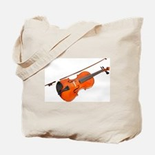 Beautiful Viola Musical Instrument Tote Bag
