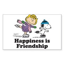 Happiness is Friendship Decal