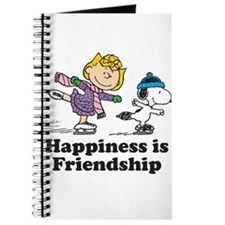 Happiness is Friendship Journal