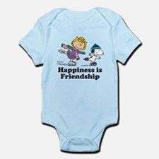 Happiness is Friendship Infant Bodysuit