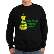 Les Grands chefs... Sweatshirt