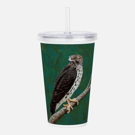 Cooper's Hawk: Acrylic Double-wall Tumbler