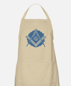 Masonic Design on BBQ Apron