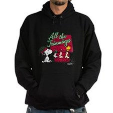 Snoopy: All the Trimmings Hoodie