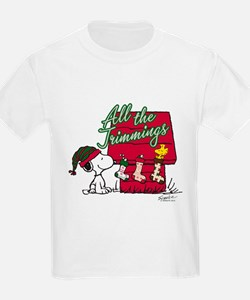 Snoopy: All the Trimmings T-Shirt