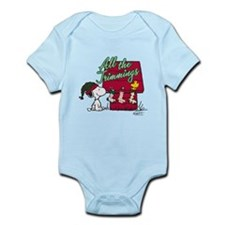 Snoopy: All the Trimmings Infant Bodysuit