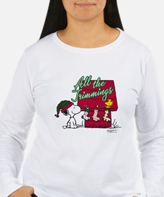 Snoopy: All the Trimmi T-Shirt