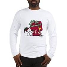 Snoopy: All the Trimmings Long Sleeve T-Shirt