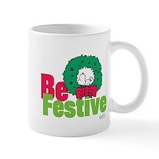 Snoopy: Be Festive Mug