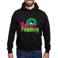 Snoopy: Be Festive Hoodie