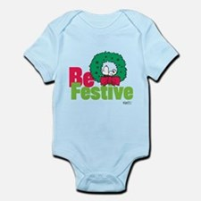 Snoopy: Be Festive Infant Bodysuit