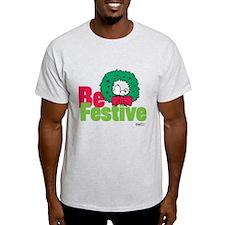Snoopy: Be Festive T-Shirt