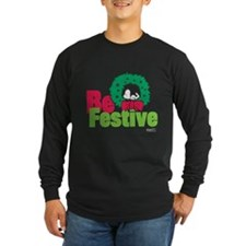 Snoopy: Be Festive T