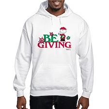 Charlie Brown: Be Giving Hoodie