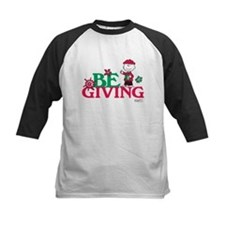 Charlie Brown: Be Giving Tee