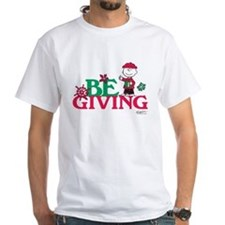 Charlie Brown: Be Giving Shirt