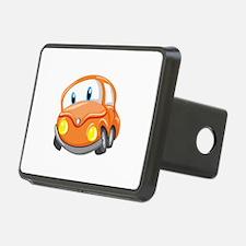 Toy Orange Car Hitch Cover