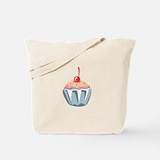Cupcake Dessert Food Tote Bag