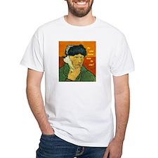 Vincent van Gogh Cues Shirt