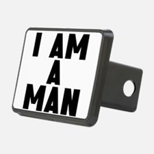 I Am A Man Hitch Cover