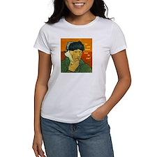 Vincent van Gogh Cues Tee