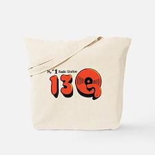 WKTQ (13Q) Pittsburgh '73 - Tote Bag