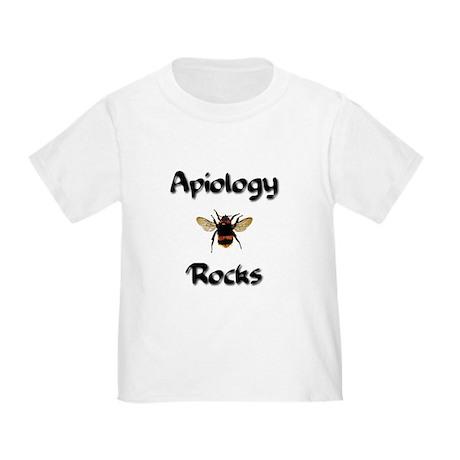 Apiology Rocks 2 Toddler T-Shirt