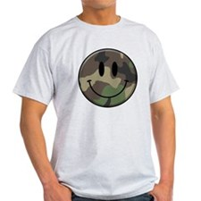 camosmileynew T-Shirt