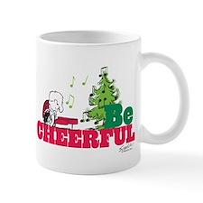 The Peanuts: Be Cheerful Mug