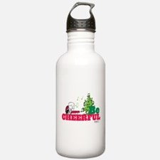 The Peanuts: Be Cheerf Water Bottle