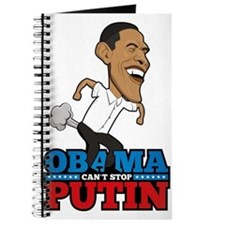 Obama Can't Stop Putin Pooting Farting Journal