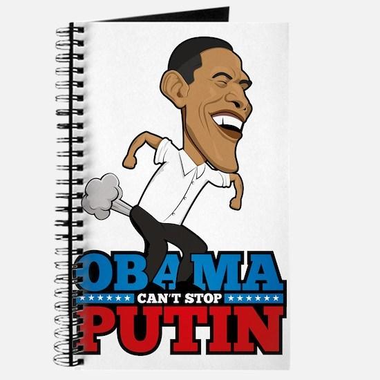 Obama Can't Stop Putin Pooting Farting Journal