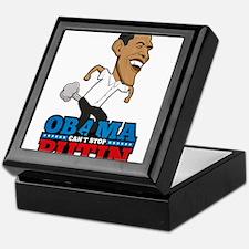 Obama Can't Stop Putin Pooting Fartin Keepsake Box