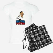 Obama Can't Stop Putin Poot Pajamas