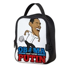 Obama Can't Stop Putin Pooting Neoprene Lunch Bag