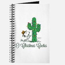 O Christmas Cactus Journal